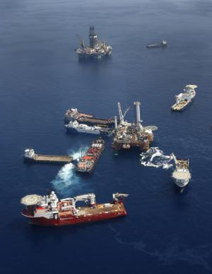 Total builds Gulf of Mexico portfolio