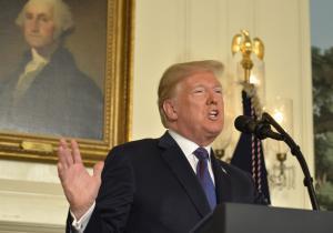 Trump: U.S., U.K., France launch precision strikes on Syria