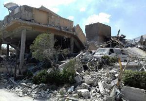 U.S. calls Syria strikes a success; Russia, Iran condemn attack