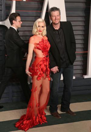 Gwen Stefani, Blake Shelton have 'date night' at ACM Awards