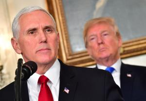 Pence's national security adviser pick withdraws