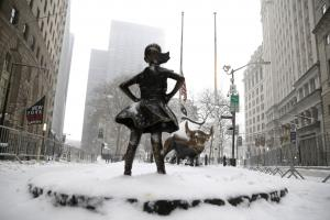 'Fearless Girl' to be relocated to NYSE