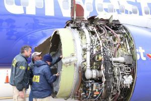 FAA orders emergency inspection of fan blades after Southwest failure