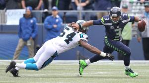 Shaq Thompson: Carolina Panthers pick up fifth-year option