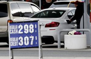 High gas prices not yet crimping demand