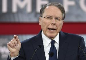 NRA sets fundraising record, mostly from small donors