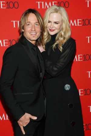 Nicole Kidman, Keith Urban cozy up at TIME 100 gala