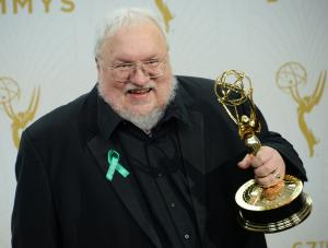 George R.R. Martin: 'Winds of Winter' won't debut in 2018