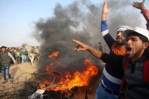 3 killed in 5th straight Friday of clashes at Israel-Gaza border