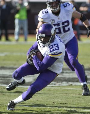 Minnesota Vikings re-sign CB Terence Newman