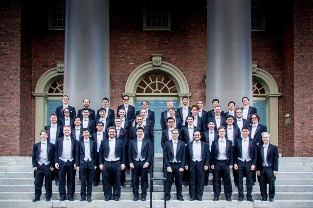 Harvard Glee Club (Facebook)