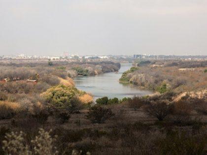 Wide open border between Mexico and Laredo Sector in South Texas. (Photo: U.S. Border Patrol/Laredo Sector)