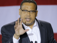 Keith Ellison: Derek Chauvin Verdict Is not Justice but Accountability