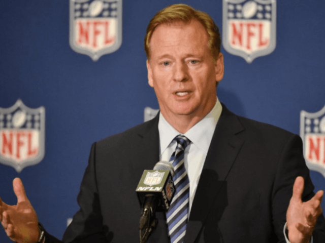 Roger Goodell Asks Congress To Enact Sports Betting Legalization