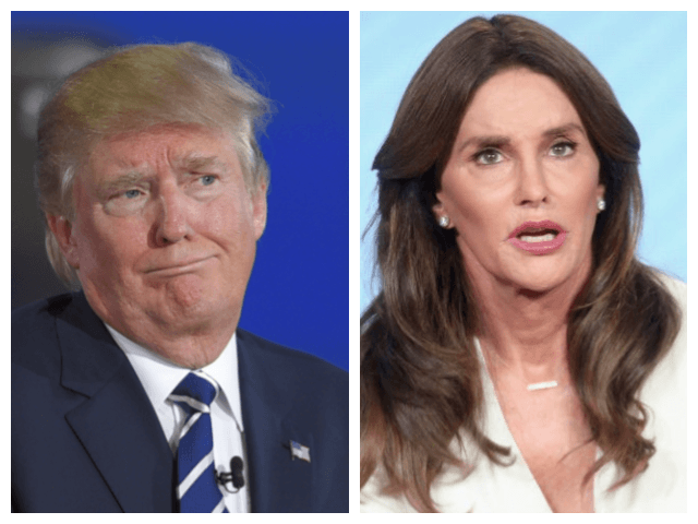 Trump and Jenner