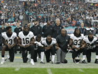Report: NFL Considering 15-Yard Penalty for Kneeling During the National Anthem
