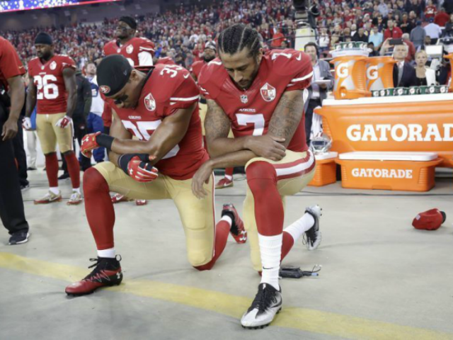 National Football League owners said Trump influenced anthem protest talks