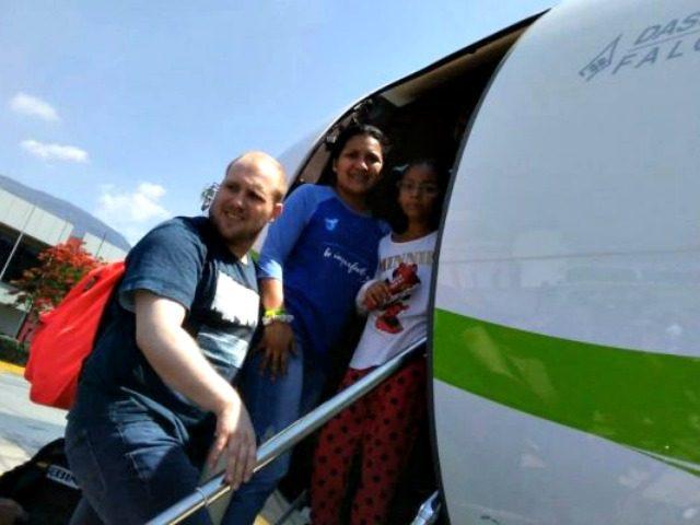 Holt-Family Leaves Venezuela