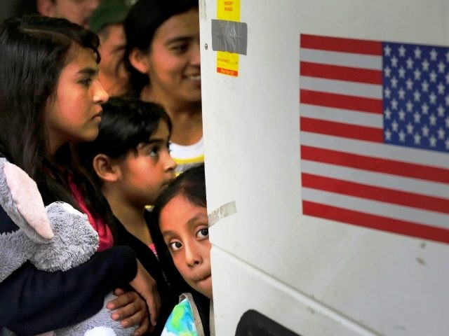 Unaccompanied Alien Children (AP File Photo/Eric Gay)