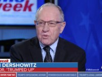 Dershowitz: Rosenstein Should Recuse Himself From Mueller Probe — 'He Is a Witness'