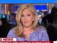 MSNBC's Alex Witt