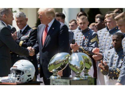 Army Black Knights, Trump