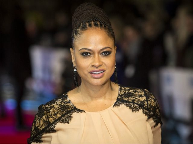 US director Ava Duvernay arrives for the European premiere of the film 'Selma' in London on January 27, 2015. The film starring David Oyelowo and directed by Ava DuVernay is based on the 1965 Selma to Montgomery voting rights marches led Martin Luther King in the US. AFP PHOTO / …