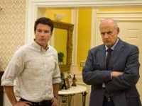 Jeffrey Tambor and Jason Bateman in Arrested Development (Imagine Entertainment, Netflix, 2003)