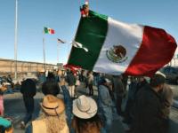 Border, Mexican Flag