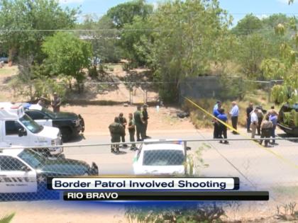 Border Patrol Agent involved shooting in Laredo