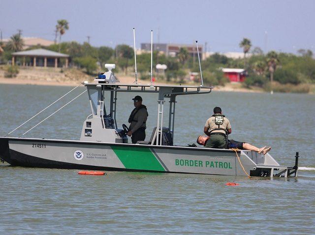 Border Patrol Recovers Body of Bangladeshi National - US Border Patrol Photo