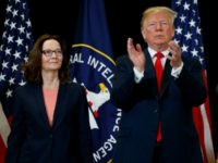 Donald Trump Hails First Female CIA Director Gina Haspel: 'She Will Never, Ever Back Down'