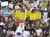 California immigrants ICE sanctuary AFP