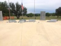Texas Town Crowdfunds Rebuilding Effort for Damaged Veterans Memorial