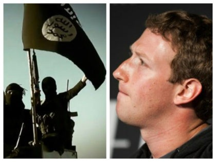 Report: Facebook Allows Islamic State to Keep 'Multiple Direct Connections' to U.S. Supporters