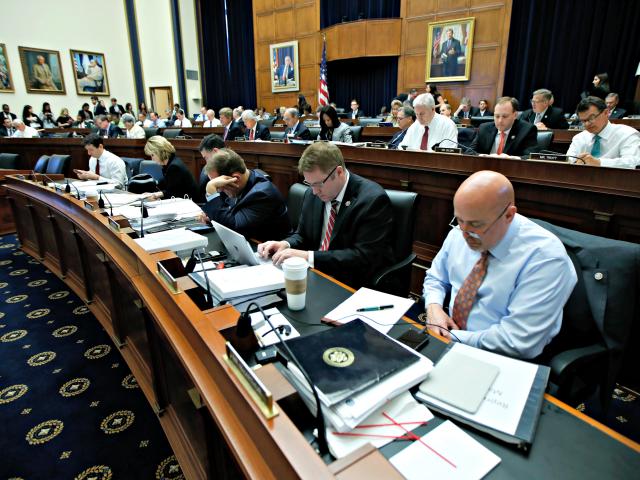 Congress, Dodd-Frank