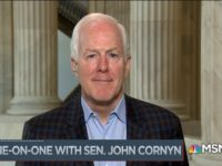 Cornyn on Comey-J Edgar Hoover Comparisons: Comey Aided in Creation of a Culture the FBI Was Accountable to No One