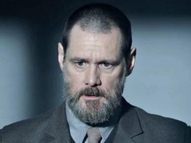 Jim Carrey in True Crimes (Saban Films, 2016)