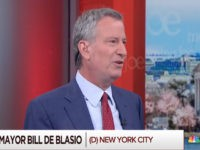 De Blasio: Trump Is Using MS-13 'to Paint Latinos as Dangerous'