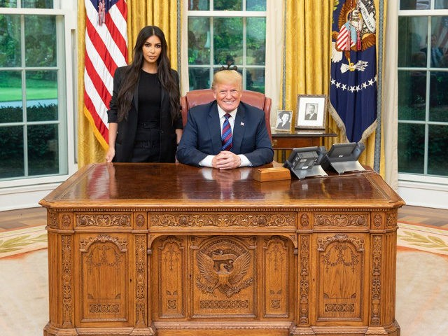 Kim Kardashian West Denies Being Trump's Political Pawn After Alice Johnson Pardon