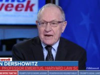 Dershowitz: 'Mistake' to Appoint Special Counsel to Probe Russian Meddling