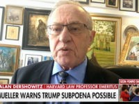 Dershowitz: We Are Seeing 'The Art of the Deal' Illustrated with N Korea, Mueller, Iran