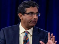 EXCLUSIVE — Dinesh D'Souza: The Specter of Socialism