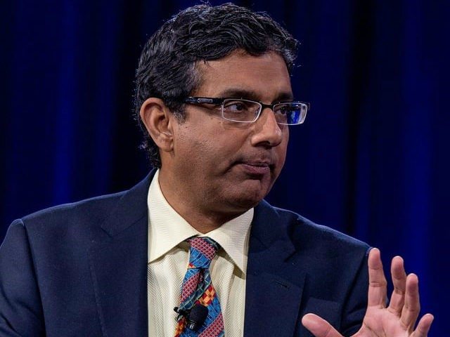 Conservative Crank Dinesh D'Souza To Be Pardoned By Donald Trump