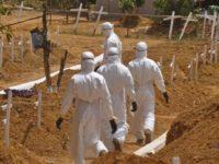 Ebola graveyard