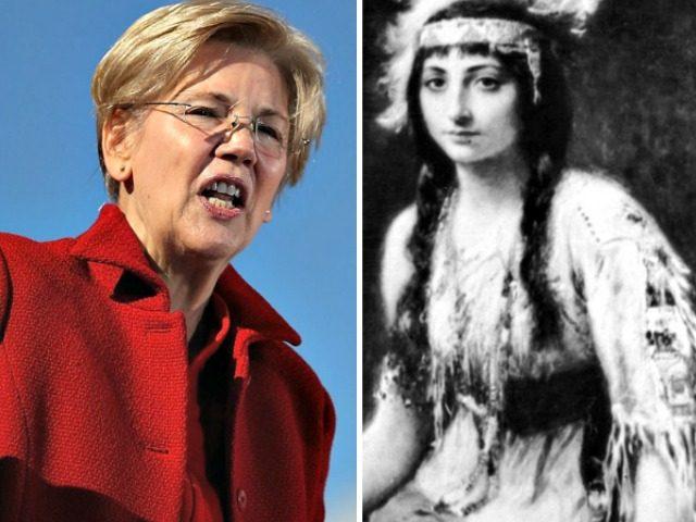 Elizabeth Warren, Pocahontas