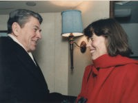 Amd. Faith Whittlesey, Reagan Revolutionary and Conservative Pioneer, Dead at 79