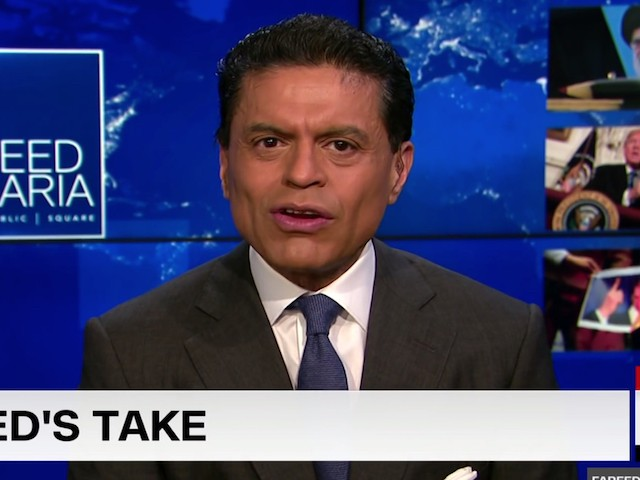 CNN's Zakaria: Jeb Bush Was Right --- Trump Is a 'Chaos President' | Breitbart