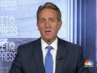 Flake Won't Rule Out Challenging Trump in 2020