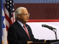 David Friedman: Joe Biden Helped Middle East Peace Deal Only by Being So 'Hostile'